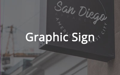 Graphic Sign